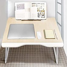 Wood Laptop Child Bed Table Standing Desk