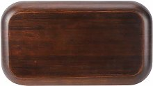 Wood Serving Tray Bamboo Food Serving Plate
