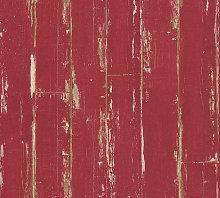 Wood wallpaper wall Profhome 368561-GU non-woven