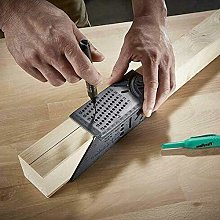Wood Working Ruler 3D Mitre Angle Measuring Gauge