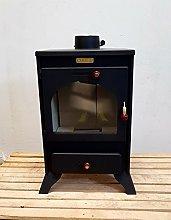 Woodburning Stove Fireplace Log Burner Solid Fuel