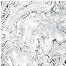 Woodchip & Magnolia Flow Mono Wallpaper