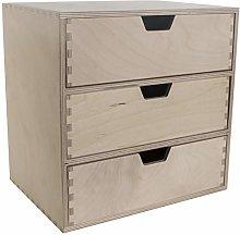 WooDeeDoo Desk Organiser | 28 x 20 x 28 cm | Mini