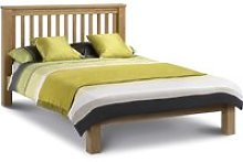 Wooden Bed Frame 4ft6 Double Amsterdam Low Foot
