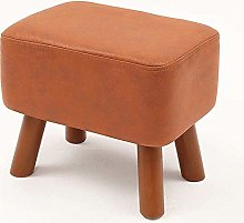Wooden Bench - Modern Sofa Stool Stool Solid Cloth