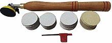 Wooden Bowl Sander Sanding Tool with Sanding Disc,