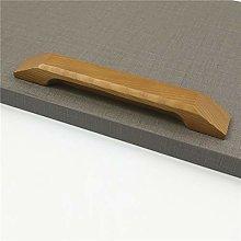 Wooden Cabinet Door Pull Handles Solid Closet