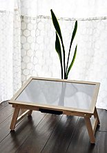 Wooden Desk with dry erase board. Foldable