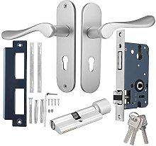 Wooden Door Lock, Security Lock Delicate High