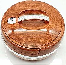 Wooden Effect Plastic Hot Pot Food Warmer Serving