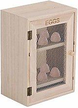 Wooden Egg Cabinet, Egg Cupboard, Egg Holder