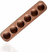 Wooden Egg Holder Tray Display Stand Crate rier