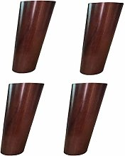 Wooden Furniture Legs,Conical Sofa Legs,DIY Table