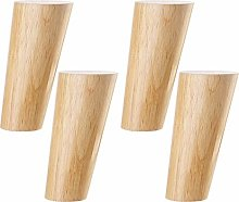 Wooden Furniture Legs,Solid Wood ObliqueTapered