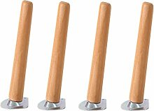 Wooden Furniture Legs,Solid Wood Tapered Furniture