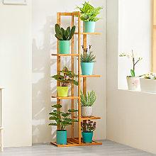 Wooden Plant Stand Flower Pots Holder Rack Shelf