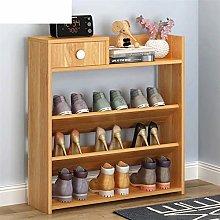 Wooden Shoe Rack Cabinet Shoe Storage Storage Rack