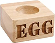 Wooden Single Egg Cup