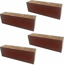 Wooden Sofa Feet Accessories, Solid Wood Furniture