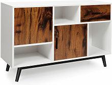 Wooden Storage Cabinet Industrial Buffet Cupboard