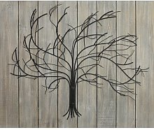 Wooden Tree Decoration East Urban Home