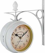 Wooden Wall Clock, Good Craftsmanship Durable Wood