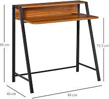 Wooden Writing Desk Computer Table Home Office