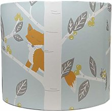 Woodland Animals Lampshade for Ceiling Light Shade