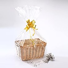 woodluv Create Your Own Gift Hamper Kit Wicker