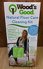 WOODS GOOD Natural Floor Care Cleaning Kit for