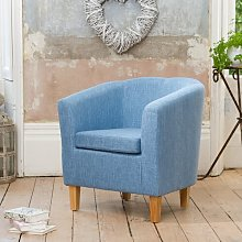 Woodside Tub Chair Marlow Home Co. Upholstery