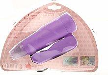 Woodware Two Speed Folding Heat Tool, Purple, 27 x