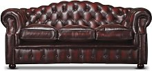 Woodway 3 Seater Chesterfield Sofa Rosalind Wheeler