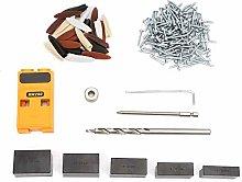 Woodwork Guides, Pocket Hole Jig Kit, Oblique Hole