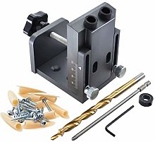 Woodworking Drilling Hole Jig Set Woodwork Tool