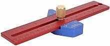 Woodworking Ruler Aluminum Alloy Line Locator Home