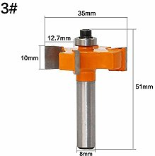 Woodworking Tools 8mm Shank Woodworking Tool