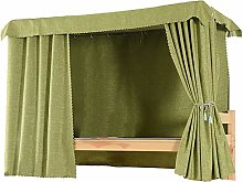 WOOLIY Bed Canopy, Students Dormitory Curtain