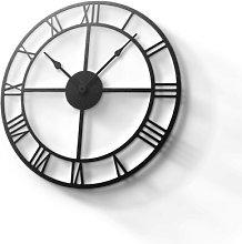 Woolsey Silent Wall Clock Borough Wharf