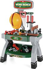 Work Bench with Tools Toy