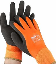 Work Gloves, Safety Work Gloves, with Cotton Thick