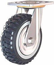 Workbench Caster Kit 8 Inch Universal Wheel Dust