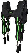 WorkGearUK Tool Belt Work Suspenders WG-HDB06
