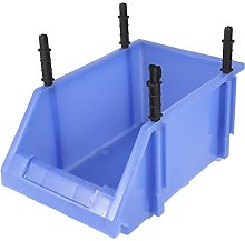 Workingshop Spare Parts Plastic Stacking Bin