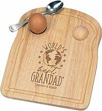 World's Best Grandad Breakfast Dippy Egg Cup