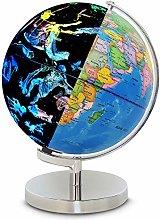 World Globe For School Children Family Light Up