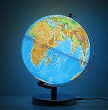 World Globe with Illuminated – Light Up Globe