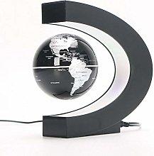 World Globe World Map C-shaped Magnetic Levitation
