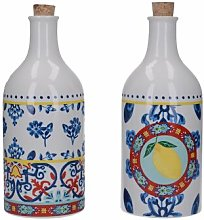 World of Flavours Ceramic Oil and Vinegar Set