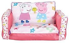 Worlds Apart Peppa Pig Flip Out Mini Sofa